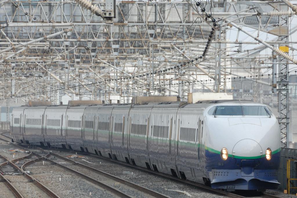 Shinkansen 200-series