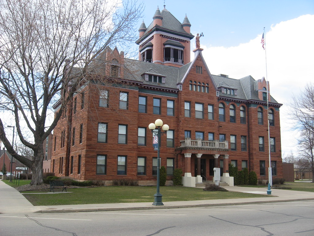 Monroe County, Wisconsin Courthouse