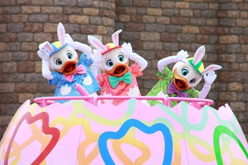 "100401 Tokyo Disneyland ""Disney's Easter Wonderland"" - 無料写真検索fotoq"