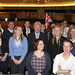 Young farmers visit Brussels