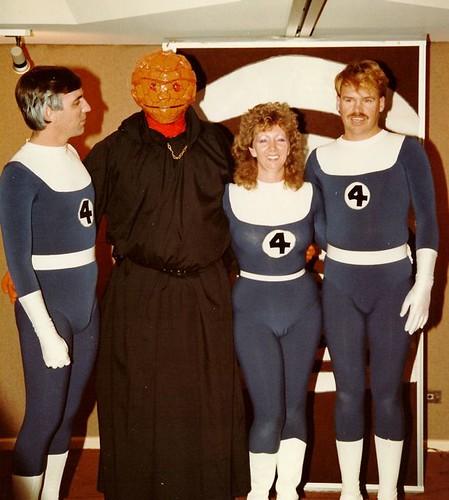 Fantastic Four, 1986