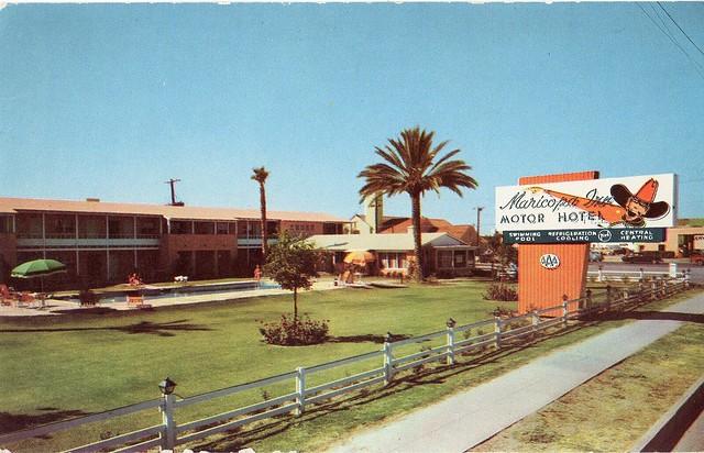 Maricopa Inn Motor Hotel Mesa Az Flickr Photo Sharing