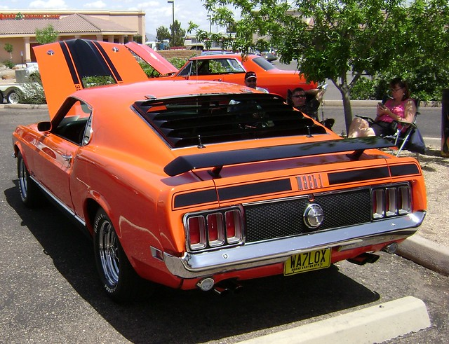 Ford Mustang Mach 1 1967 Flickr Photo Sharing