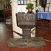Small photo of Alms Box Holy Trinity Loddon Norfolk