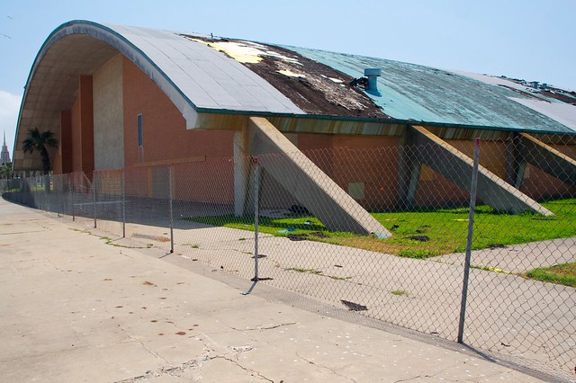 Memorial Coliseum Corpus Christi Texas Flickr Photo Sharing