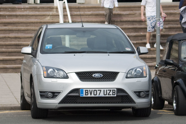 Road cars london to brighton mini run 2007 ford focus for Interieur ford focus