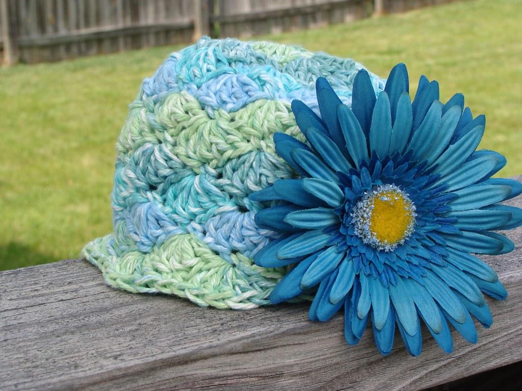 Baby Monet Hat