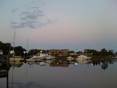 Sunset in New Rochelle