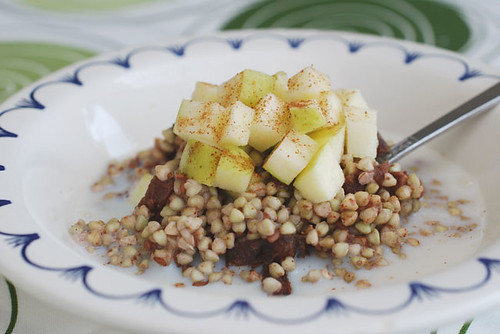buckwheat porridge by abris2009