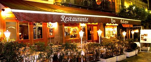 Restaurantes en madrid rincones secretos for Restaurantes modernos exterior