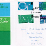 1-Oct-1969 UK First Day Cover