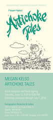 Megan Kelso's ARTICHOKE TALES at Fantagraphics Bookstore on June 12, 2010