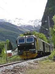 Flåmsbana (Flåm Railway)