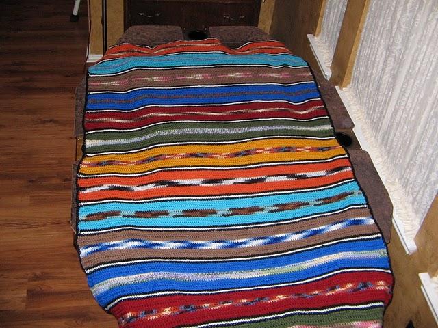 CROCHET AFGHAN PATTERN INDIAN Crochet Patterns