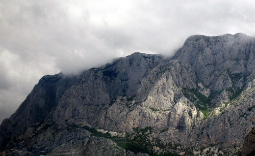 Dalmatia, mountains