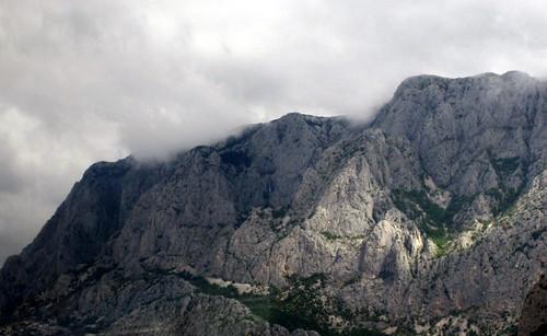 Dalmatia, mountains