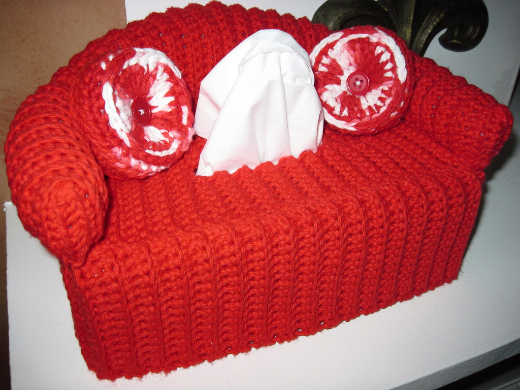 Sofa Tissue Box Cover Pattern – You Sofa Inpiration