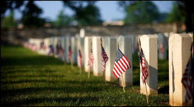 Memorial Day Jefferson Barracks National Cemetery St Louis