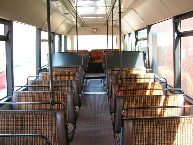 C920 FMP, Leyland Lynx 252 (interior).