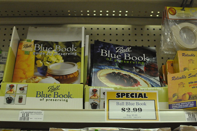 ball blue books