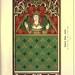 015-Panel en madera pintada reja de la Iglesia Carbrooke-Norfolk-Gothic ornaments.. 1848-50-)- Kellaway Colling