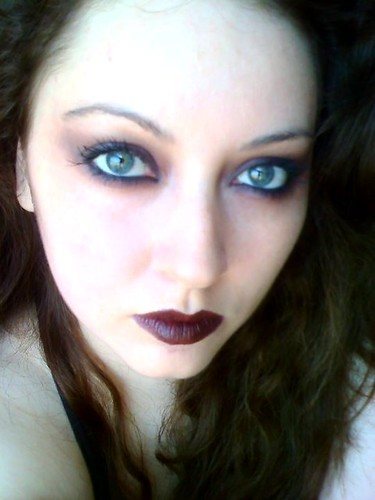 twilight inspired makeup