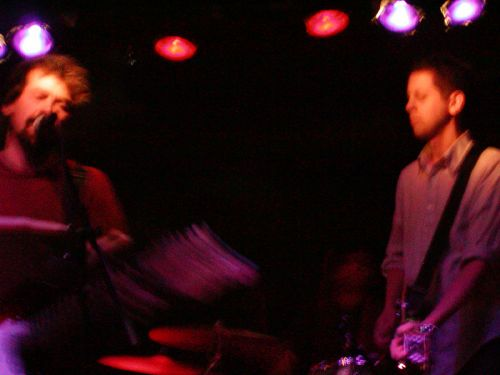 Tiny Amps, Great Scott, 3/9/05