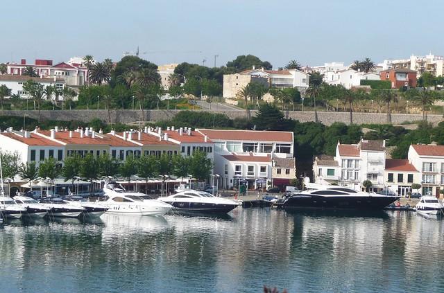 Port de Mahon, Menorca  Flickr - Photo Sharing!