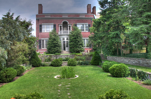 Woodrow Wilson House HDR