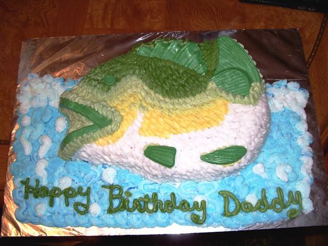 Big Mouth Bass Fish Cake Flickr - Photo Sharing!