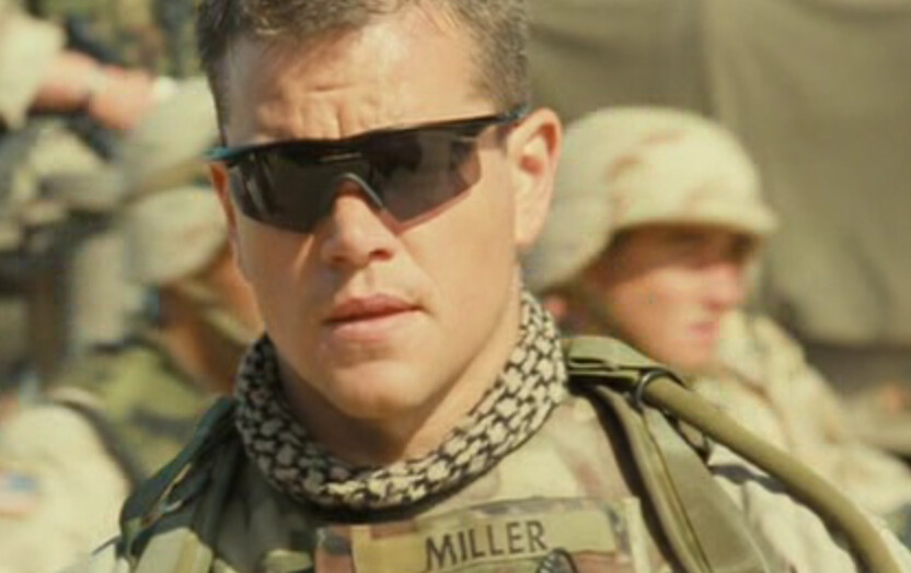 oakley m frame as worn by matt damon in green zone - M Frame