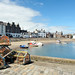Stonehaven Harbour by David Officer