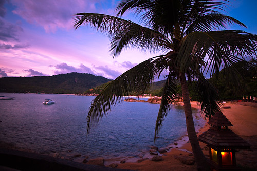 Koh Phangnan Thailand Beach