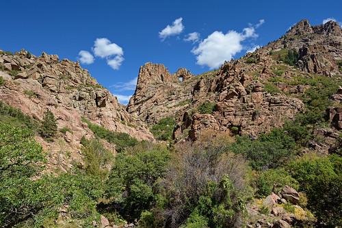 cliff mountains nature rock landscape rockies nikon colorado rocky canyon cliffs co geology teller 2010 cripplecreek windowrock shelfroad clff d700