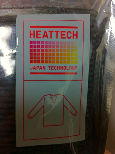 UNIQLO HeatTech 發熱衣