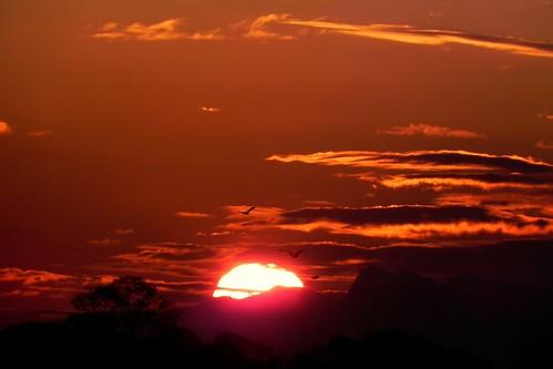nepal sunrise landscape dawn twilight himalaya pokhara morn lopamudra pokhra
