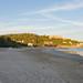 Small photo of Vista de la playa de l'Almadrava