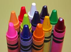crayon, magenta, purple, pink,