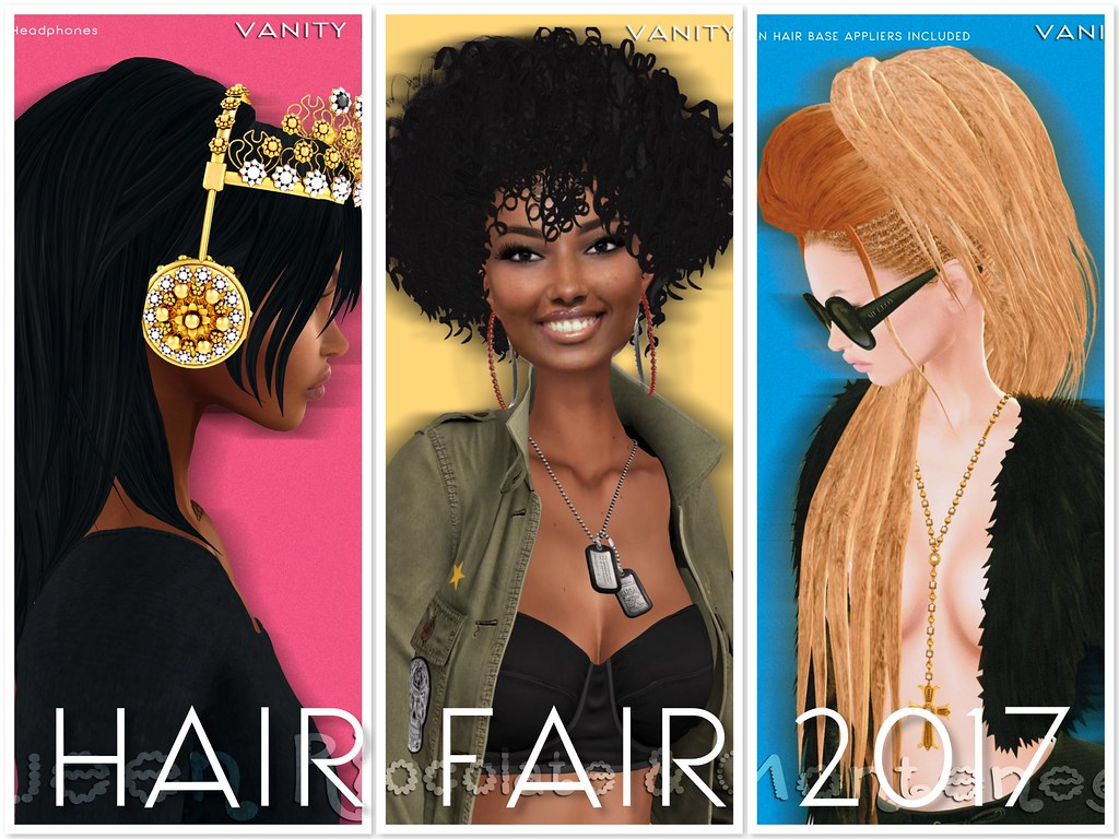 VanityHair@HairFair2017