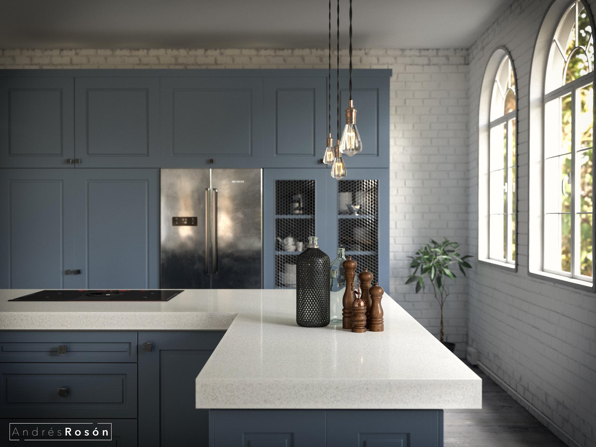 Kitchen Spaces nº3