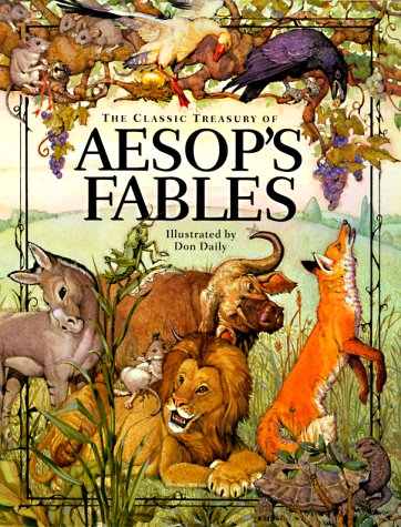 Aesop's Fables Volume 1 - Aesop