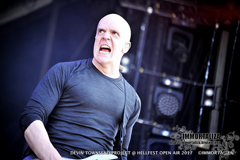 DEVIN TOWNSEND PROJECT @ HELLFEST OPEN AIR  CLISSON FRANCE 17 JUIN 2017 35633759581_e0d3453295_c