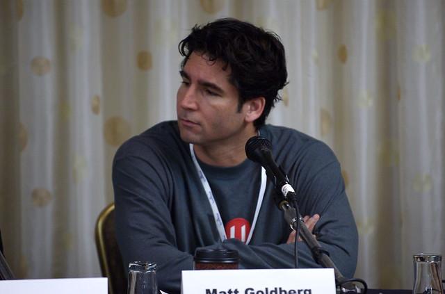 Matt Goldberg, Co-founder of VolumeEleven.net at SF MusicTech Summit #5