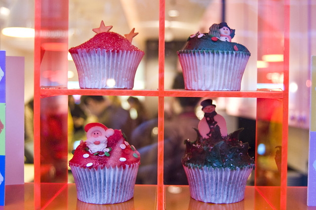 Hummingbird Bakery Red Velvet Wedding Cake