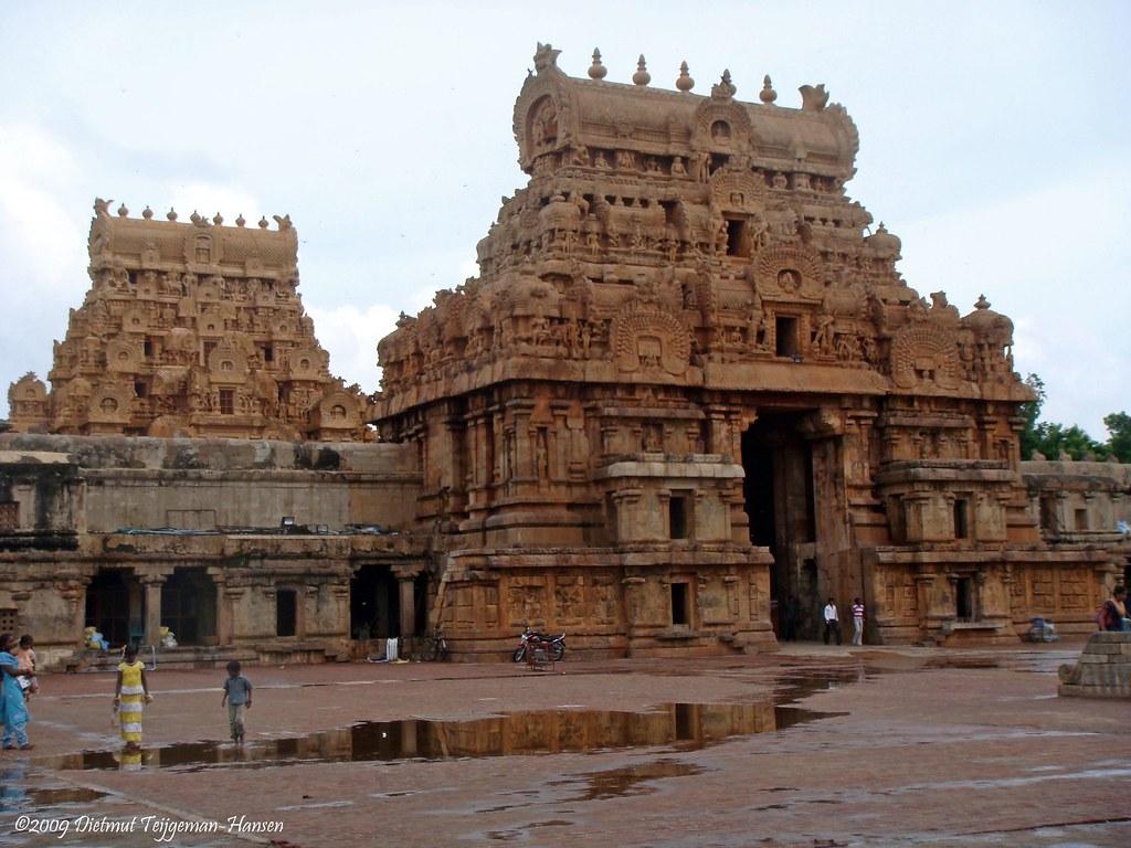 Brihadisvara Temple, Tanjore/Thanjavur