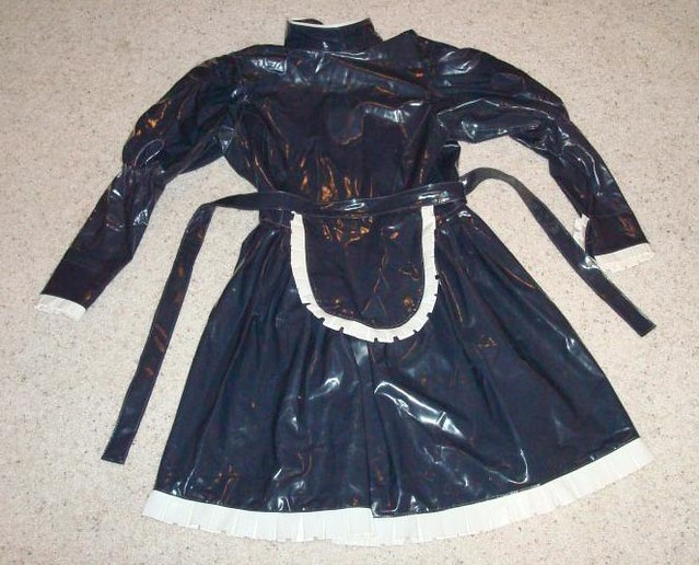 Rubber Punishment http://www.flickr.com/photos/latex-maid/4199252742/