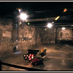 Original gas chamber of Auschwitz