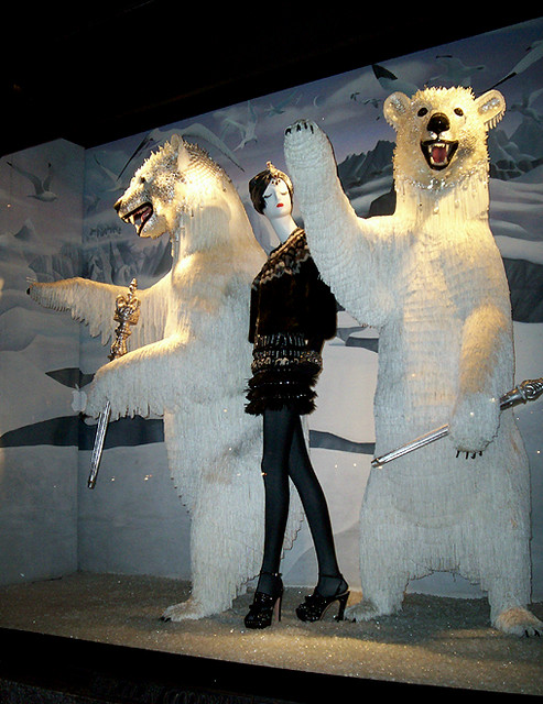 Royal Polar Bears' Background