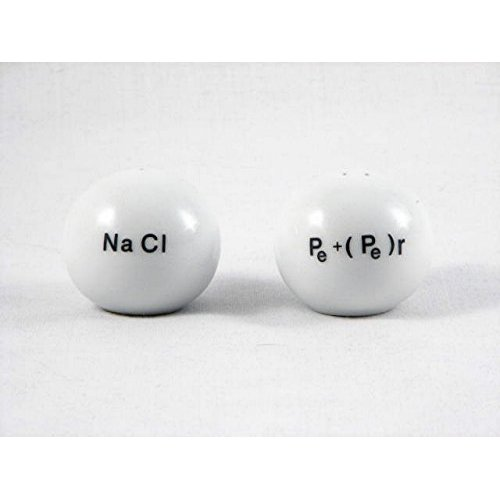 Flickriver photos from muffin coff - Chemistry salt and pepper shakers ...
