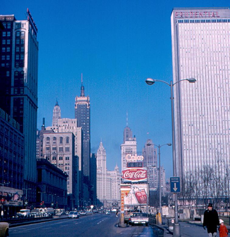 Chicago - North Michigan Avenue